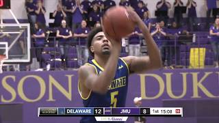 CAAHoopsUnder25 On February 11 JMU Mens Basketball trailed for most of the