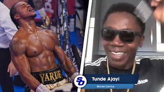 'How can Joshua Buatsi BE AHEAD OF ANTHONY YARDE?!' asks Tunde Ajayi
