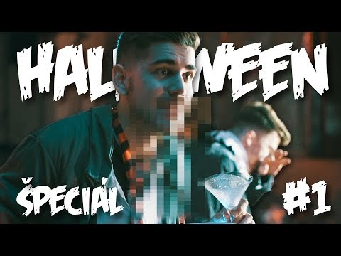 #1 Nechutný SMOOTHIE od Smrťáka - Halloween špeciál 2017