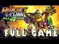 Ratchet amp Clank: All 4 One Full Game Longplay Walkthr