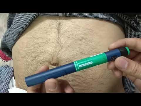 Insulina en unidades