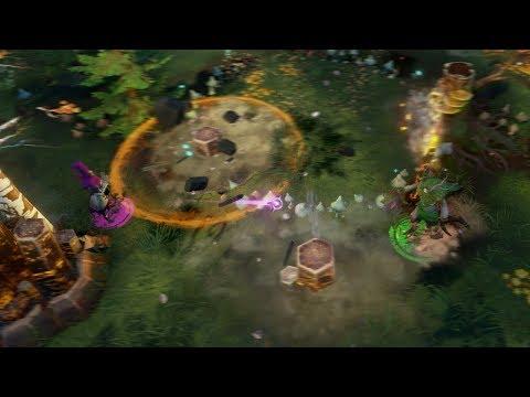 Spellsworn - Gameplay Trailer (Free-to-Play) thumbnail