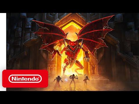 Book of Demons - Launch Trailer - Nintendo Switch