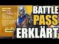 Fortnite BATTLE PASS komplett ERKLÄRT! So FUNKTIONIERT er! - Fortnite Battle Royale (1.11 PATCH)