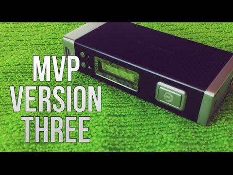Боксмод: Innokin iTaste MVP 3.0 30W (3800 mAh) - видео 3