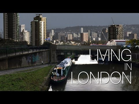 Living in London Part 1