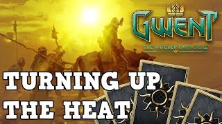 "Anti-Sihil Calveit: ""Turning Up The Heat"" 