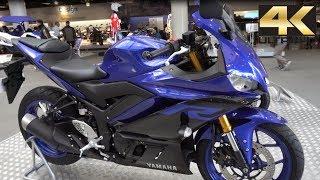 Viral Penampakan New Yamaha R25 2019/New Yamaha YZF R25 - ABS 2019 - ヤマハ2019新型YZF-R25/YZF-R3