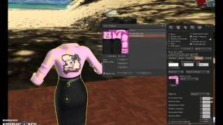 How To Texture Mesh Kits In Second Life In Production Line Tips & Tricks