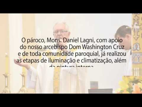 Reforma da Catedral Metropolitana de Goiânia
