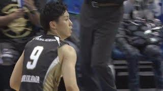 B1ハイライト10/14三河vsA東京18-19B1第2節