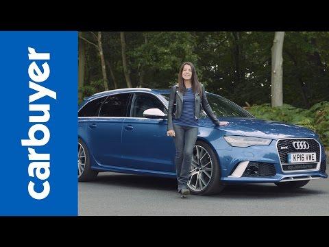 Audi RS 6 Avant in-depth review - Carbuyer