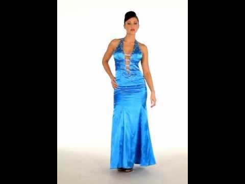 560 Super sexy Hollywood Abendkleid Ballkleid Abiballkleid.mp4