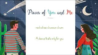 [Engsub] Pieces of You and Me (Acoustic ver.) ♡ Fromm