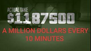 Gta 5 bogdan heist glitch 1 million every 10 mins