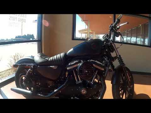 2021 Harley-Davidson XL883N IRON
