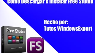 ✔[TUTORIAL]  ►Como Descargar E Instalar Free Studio Manager◄