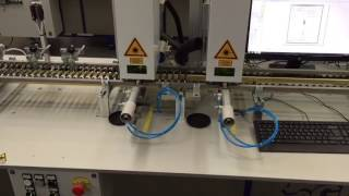 MSW Lasertechnik - Doppelkopf Faserlaser mit 360° Rotation (ganz) + GPE