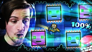 IT. IS. OVER. DEADLOCKED IS DONE. || Geometry Dash (Part 25)