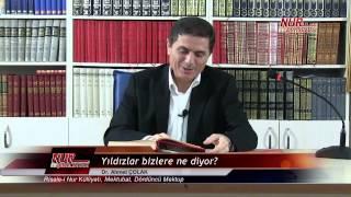 Dr. Ahmet ÇOLAK -Yıldızlar bizlere ne diyor ?