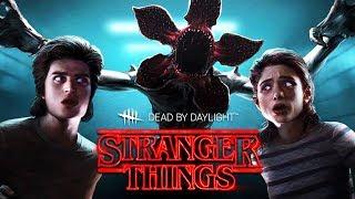 STRANGER THINGS DLC!! (Dead by Daylight, Stranger Things Chapter)