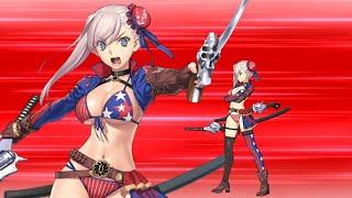 Miyamoto Musashi  - (Fate/Grand Order) - [FGO] : Fate/Apocrypha rerun Challenge Quest - Miyamoto Musashi (Berserker) 2T