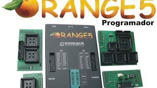 preview picture of video 'ORANGE 5 Programmer'