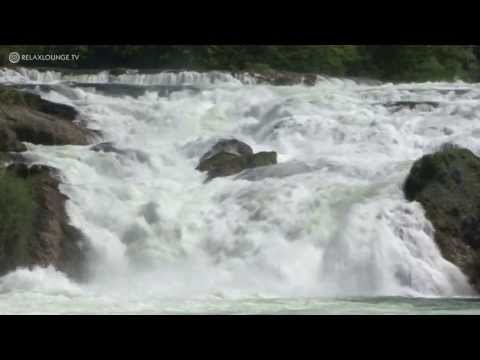 Relax with FANTASTIC WATERFALLS - 01 MIGHTY WATERS (PURERELAX.TV)