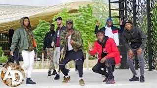 Afro Dance Cypher #3: DJ Flex – She Don't Text / J'suis Dans I'tieks (Afrobeat Freestyle)