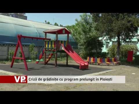 Criză de grădinițe cu program prelungit în Ploiești