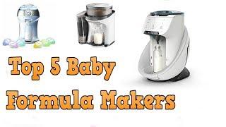 Best Baby Formula Dispenser 2018  -Top 5 Baby Formula Makers