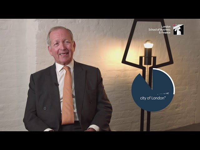 Former Lord Mayor of London shares experience and insights on growing fintech industry