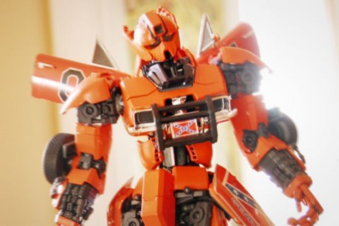 Autobot Jazz with a General Problem