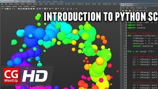 CGI Maya Tutorial Introduction to Python in Maya by Isaac Oster Ch 00.