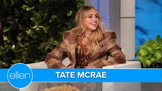 Tate McRae on Being a Pop Star and Still in High School
