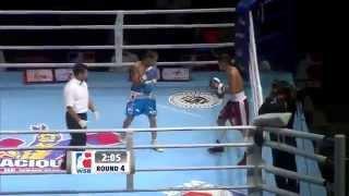 Caciques Venezuela v Argentina Condors - World Series of Boxing Season V Highlights