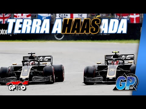 Haas é principal culpada por estar no fundo do poço   GP às 10