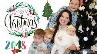 С НОВЫМ ГОДОМ и РОЖДЕСТВОМ ХРИСТОВЫМ 2018 | НАРЯЖАЕМ ЕЛКУ,  ПОЕМ ЗА КАДРОМ Jingle Bells українською