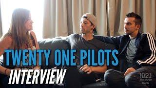 Twenty One Pilots   Interviews On The Edge