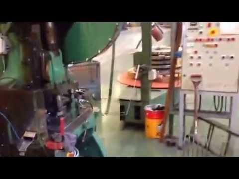 Video - 20 mm ear production press