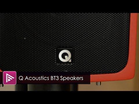 Q Acoustics BT3 Speaker Review