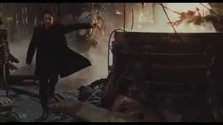 Van Helsing music video