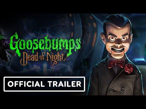 Trailer de Goosebumps Dead of Night