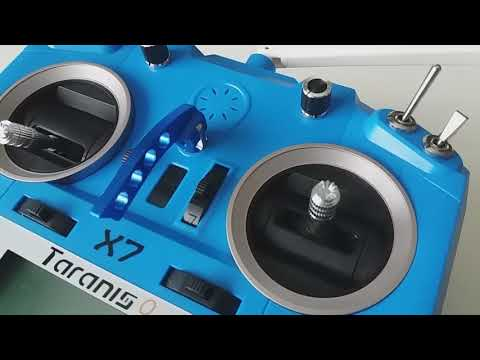 Aluminum Alloy Vertical Horizontal 4-Hole TESTED with Taranis QX7 from Banggood