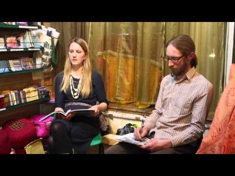 Mindfulness Through Colouring Books: Amber Hatch and Alex Ogg