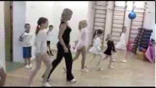 Детские спортивные танцы. Талантливые преподователи - талантливые дети.