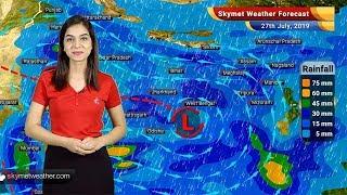 skymet weather report 27 july 2019 - Thủ thuật máy tính - Chia sẽ