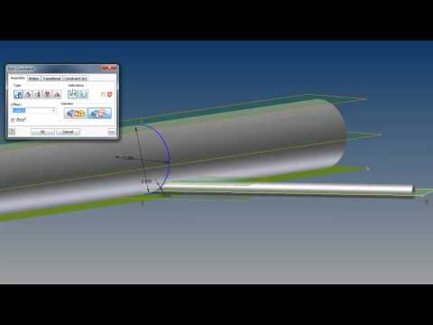 Creating a Template Pipe Fitting Repad Using Autodesk