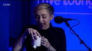 Miley Cyrus   Wrecking Ball (BBC Radio 1 Live Lounge)