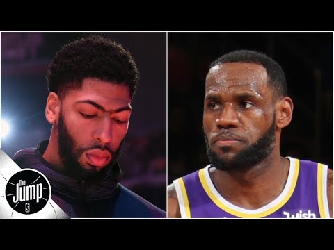 Anthony Davis trade to Lakers? 'Over my dead body,' Pelicans owner reportedly suggests | The Jump